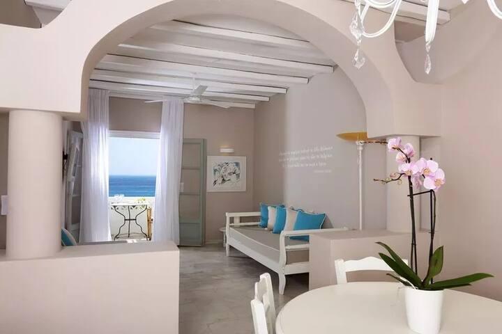 Comfort Suite | Panoramic View