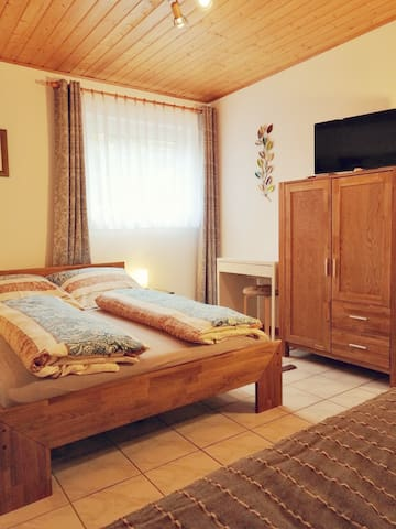 Cozy two-room appartment near Kaiserslautern