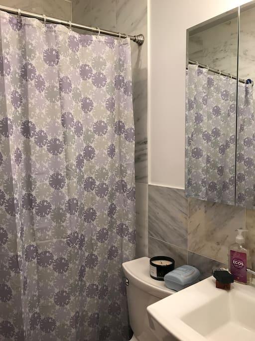 Bathroom # 1