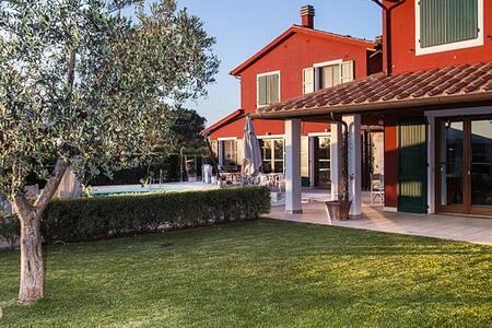 Appartamento bilocale in Residence con piscina - Orbetello - Byt se službami (podobně jako v hotelu)