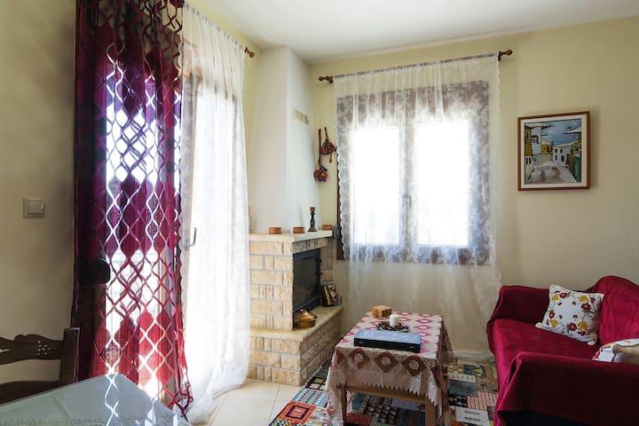 '' Χάρις '' Διαμέρισμα με θέα !!!