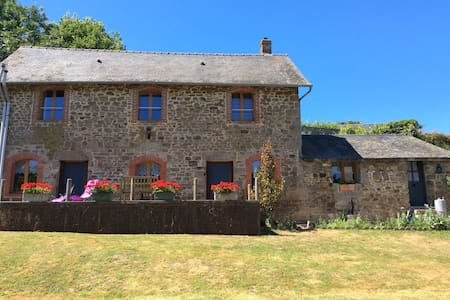 Le Moulin Gîtes, with fly fishing - Aron - Rumah