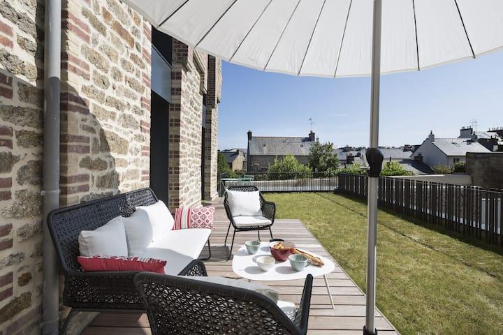 LE PONANT - Private terrace and garage