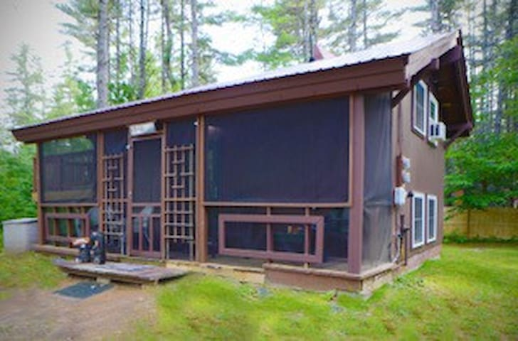 Lodge in the White Mountains