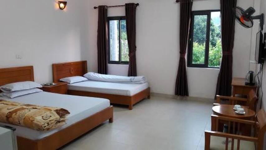 Khách sạn Tây Bắc Lai Châu chuyên nghiệp Giá rẻ
