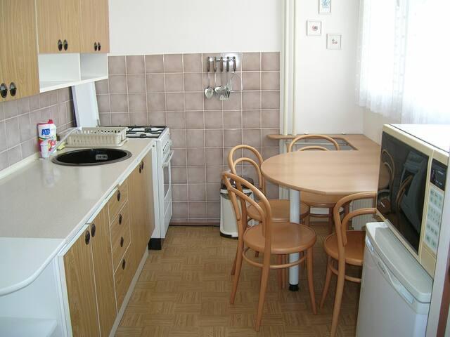 Private room in apartment/ vlastní pokoj
