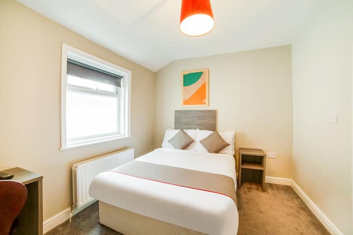 Deluxe Double Room in  Tequila and Dunlin Rooms