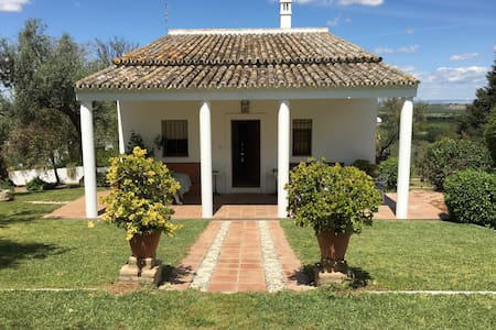 Detached house 20 km Sevilla - Aznalcázar