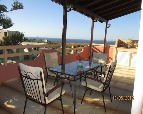 APPARTEMENT VUE MER - Chania - House