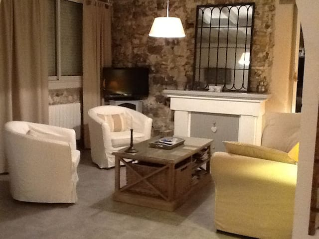 Très charmante maison coeur de Saint Gilles