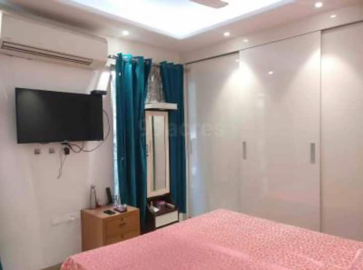 2BHK Fully furnished apartment. Newly built.