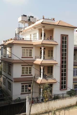 Cosy heaven between two major cities in Kathmandu - Madhyapur Thimi - Apartament