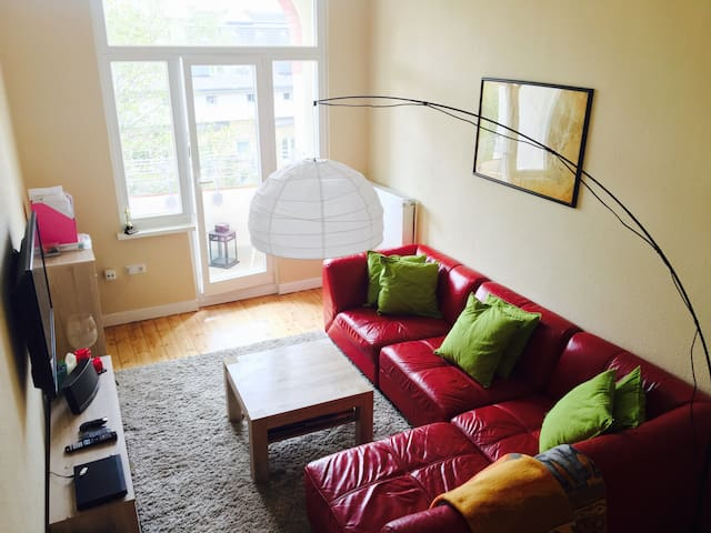 Private Room near Stadtpark, Great Connections - Hamburg - Wohnung