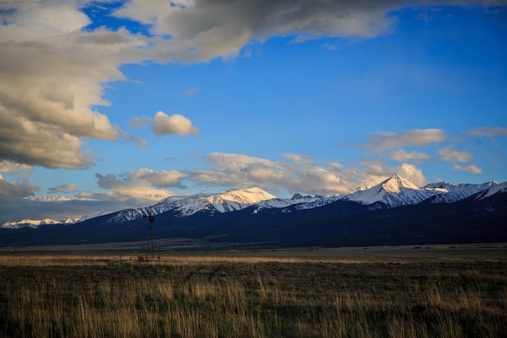 Knack for Nature - Mtn Views - near Westcliffe