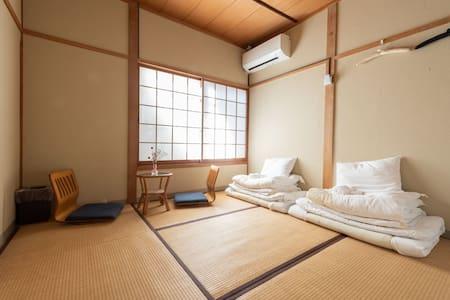 Annex bld.-Japanese room(和室・禁煙ルーム)部屋内画像