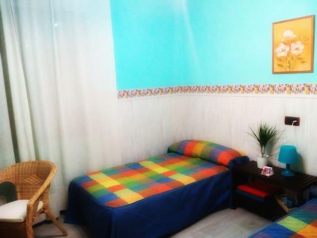 Habitación en zona universitaria - Oviedo - Apartment