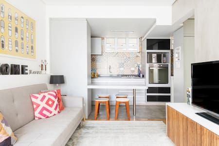 Funky, Welcoming Apartment