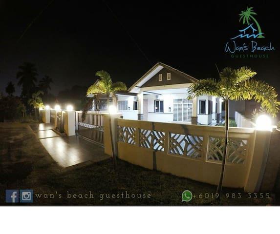 Wan's Beach Guesthouse, Dungun