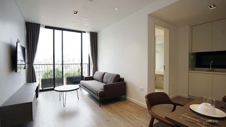 Brand-new  modern style apartment in Tay Ho