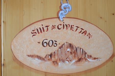 Appartamento suite Civetta / Tre Cime - Il Postin - Caprile - อพาร์ทเมนท์