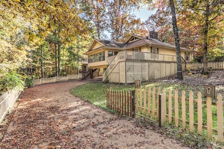 Spacious Home- sleeps up to 10 Hot Springs Village