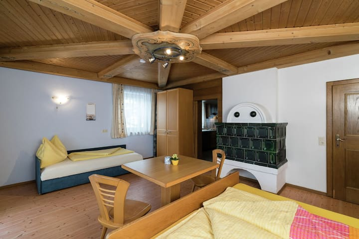 Mountain View Apartment with Sauna in Taxenbach