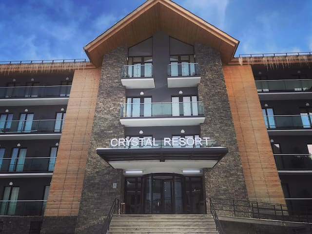 Crystal Resort Bakuriani Apartment404