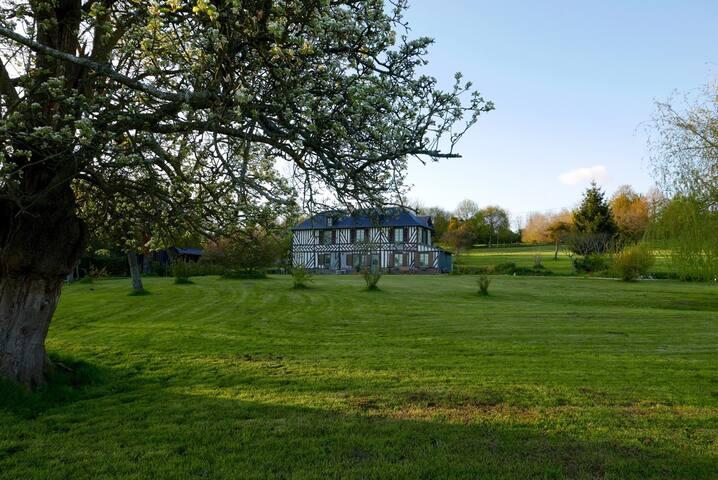 L'Orchard B&B 3 guests - Bonneville-la-Louvet - Inap sarapan