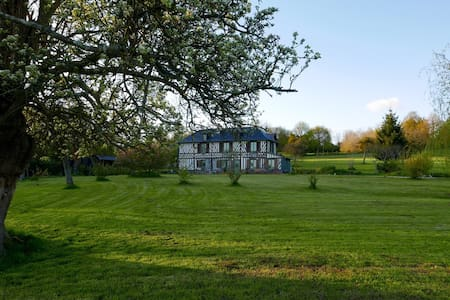 L'Orchard B&B 3 guests - Bonneville-la-Louvet - Bed & Breakfast