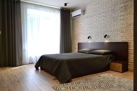 апартаменты в новом доме на Набережной