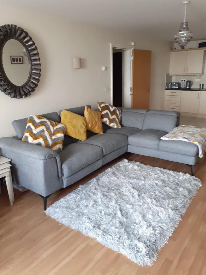 Belfast/Newtownabbey home with a great View