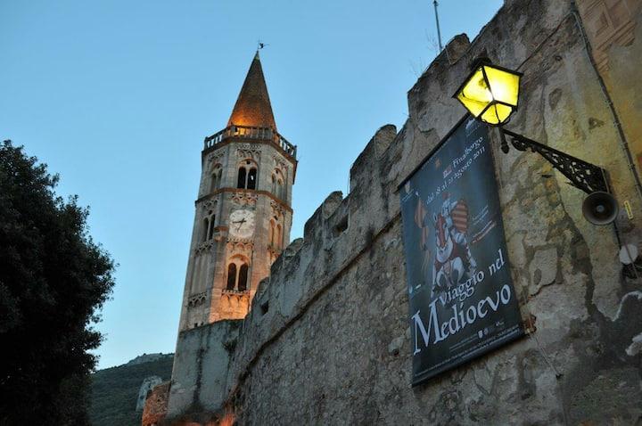 Casa Margherita a due passi dal borgo bike storage