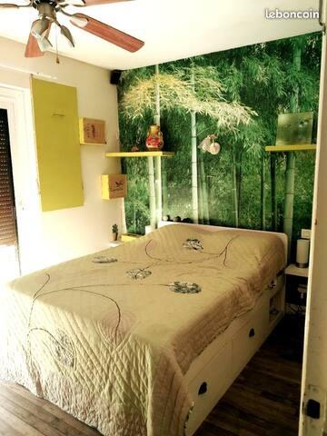 NEW Spacious room next to Cité Médiévale !!