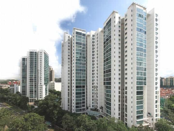 Hillview Regency 3+study for long term stay>3mths