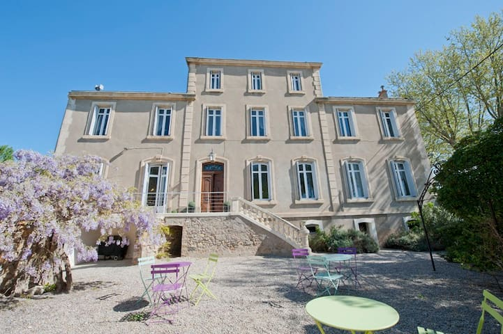 Luxury Chateau 22 Bed Spaces 2 Pools Near Beaches - Canet - House