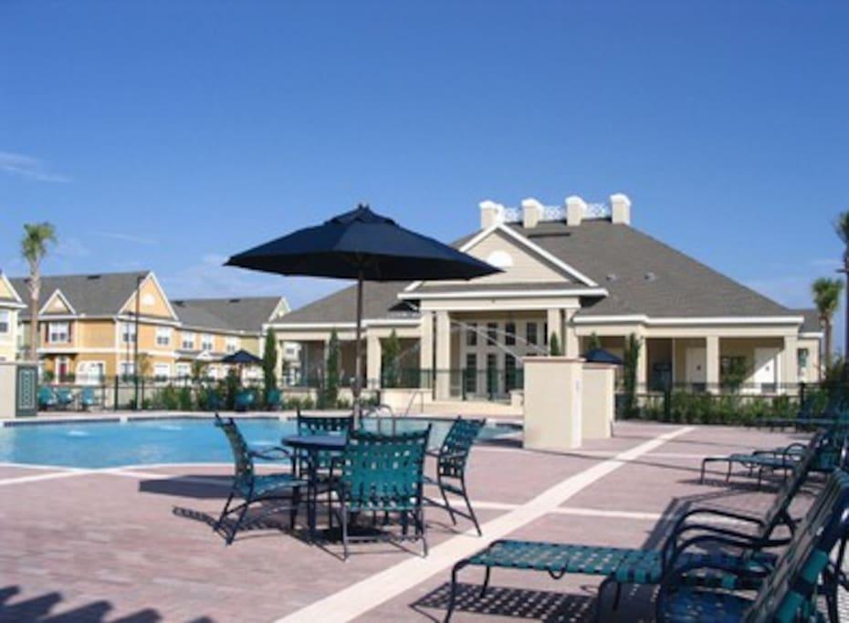 Sweet Home Vacation Disney Rentals Vacation Homes Florida Orlando Villas At Seven Dwarfs Lane.