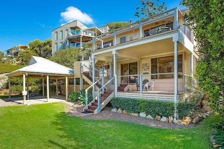 Beach House @ North Avoca - Ground Floor
