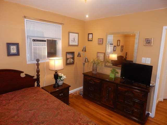 Cozy Room #1 in a Tranquil Location - Silver Spring - Huis