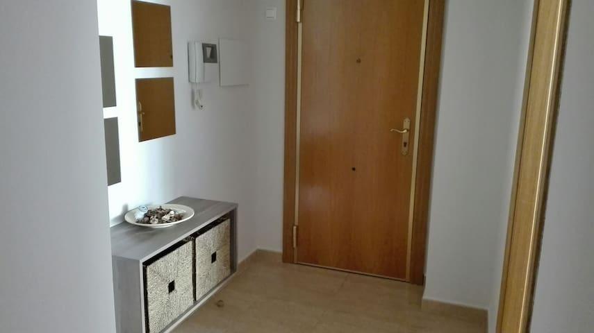 Apartamento acojedor en el centro. - Buñol - Flat
