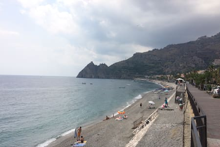 Confortable place in Sant'Alessio next to Taormina - Sant'Alessio Siculo