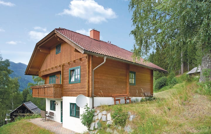Holiday cottage with 3 bedrooms on 77m² in Radenthein