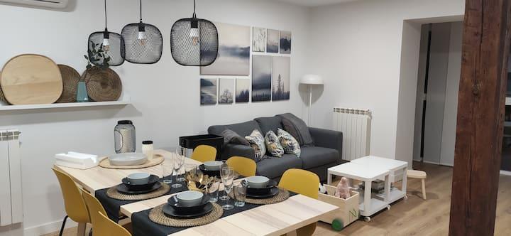 ▶▶ Apartamento ★ A ESTRENAR★  junto ZONA DE TAPAS