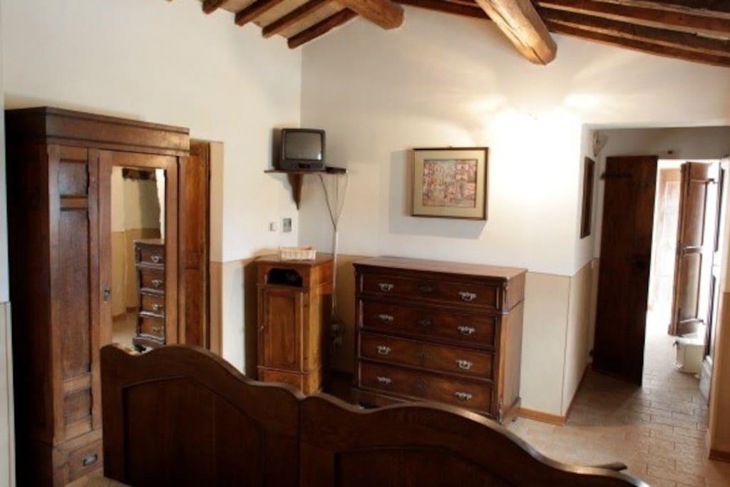 Agriturismo Acquacalda - Comfortable bedroom