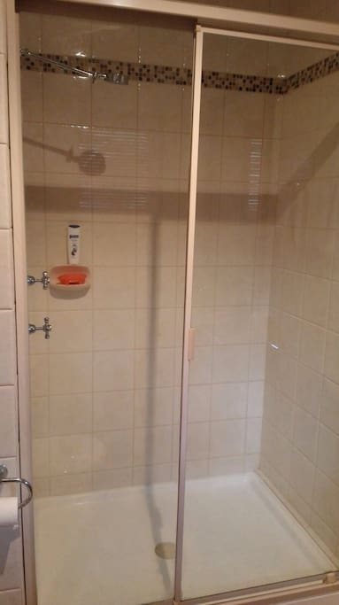 Attached Shower