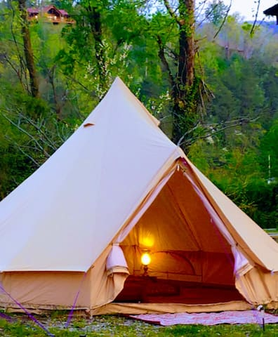 The Outdoor Inn Glamping King Suite #2