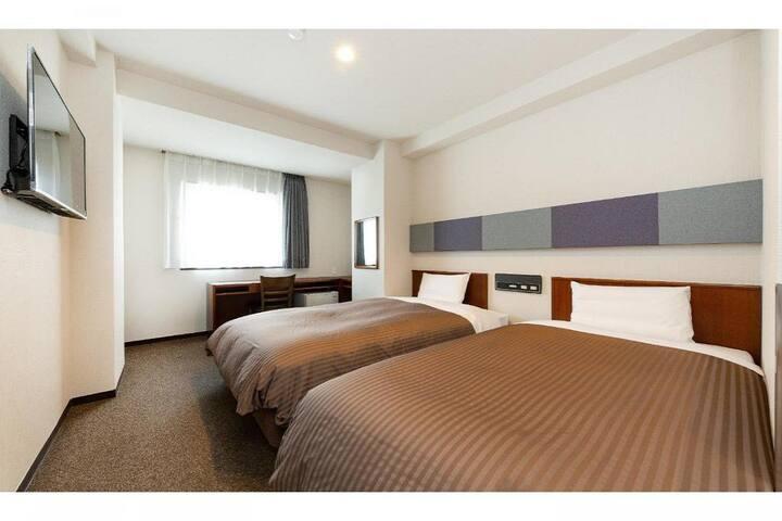 The One Five Marine Fukuoka/Twin Room/Non Smoking