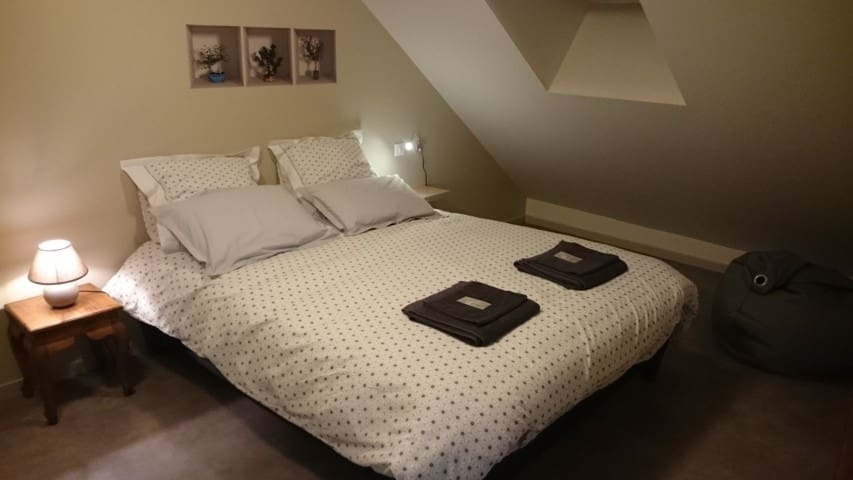Chambre Mont Louby