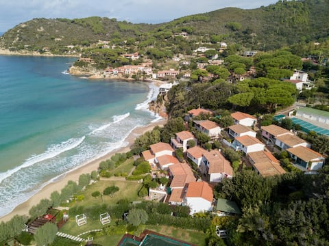 Beautiful Apartment 50 mt from la Biodola beach