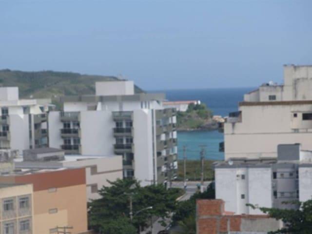 2º andar -Vista da cobertura