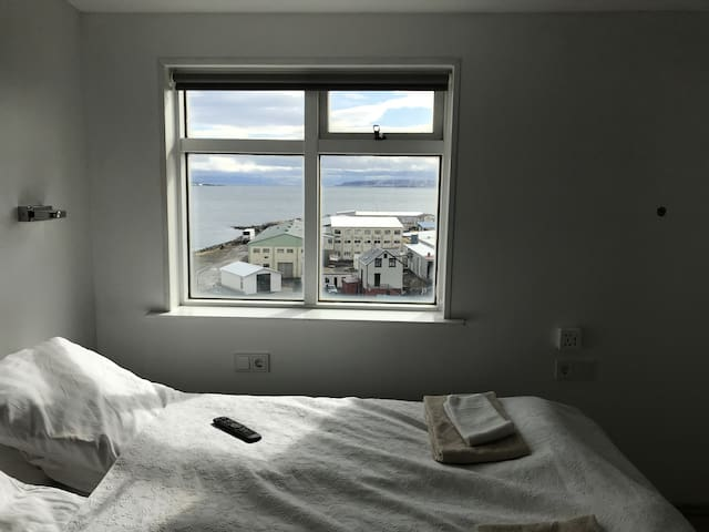 Double Room with Sea View - Private Bathroom